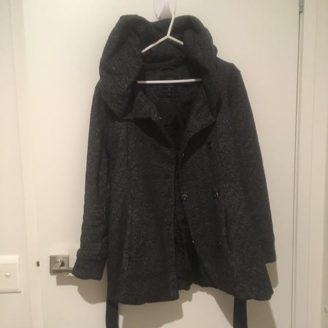 Cotton On Grey Coat