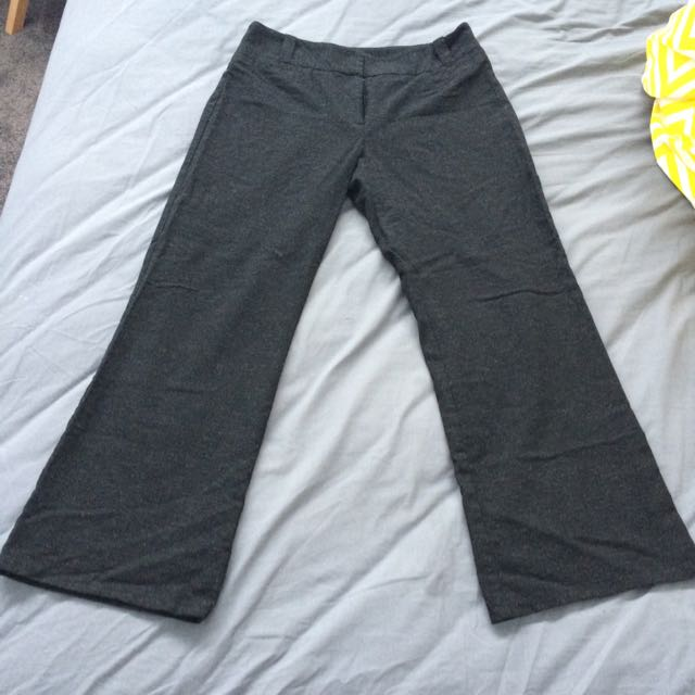 Cue Work Pants Size 8