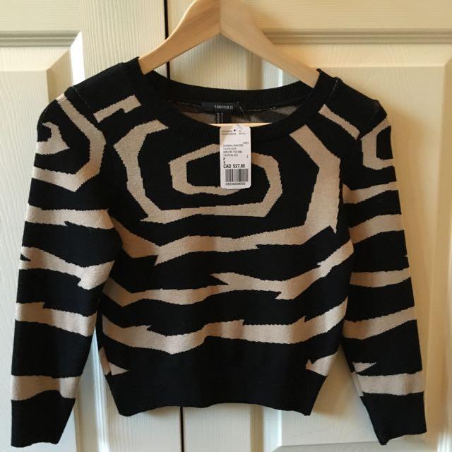 Cute 3/4 Sweater