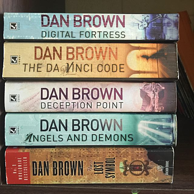 Dan Brown collection