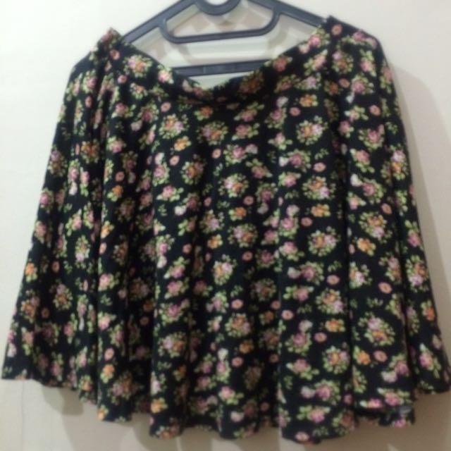 Factorie Floral Skirt