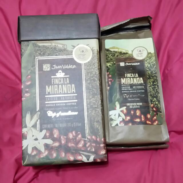 哥倫比亞FINCALA MIEANDA冠軍咖啡豆