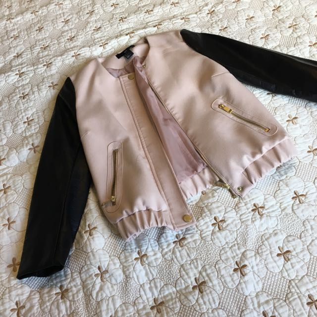 H&M Two Toned Jacket Size 2