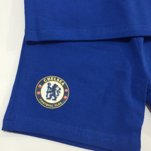 ba7ee00c2 Infant 2pc Chelsea Football Club Jersey, Babies & Kids on Carousell