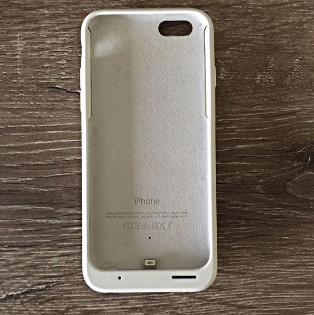 iPhone 6 S Smart Battery Case