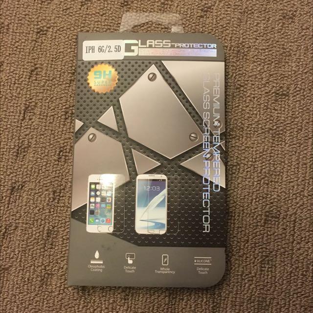 iPhone 6(s) Premium Temper Glass