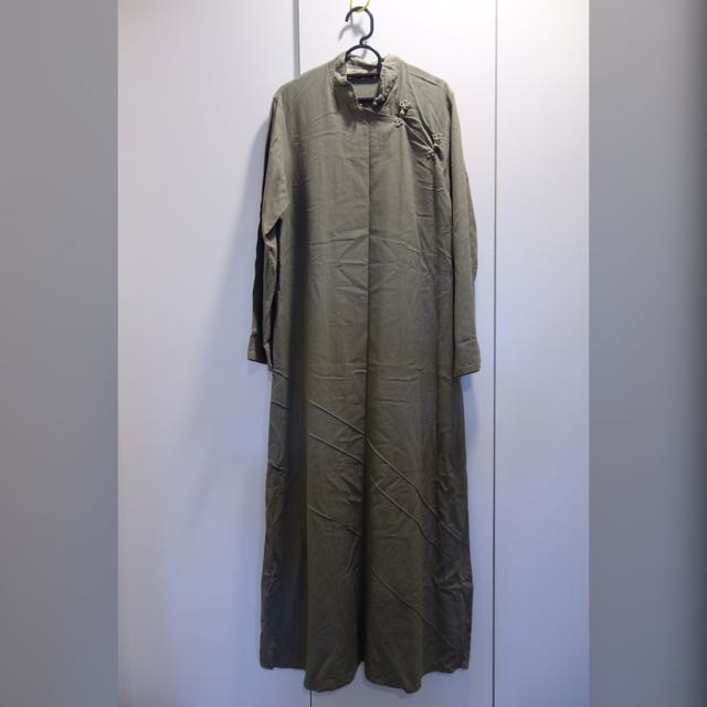 Islam Orient Chinese Style Jubah