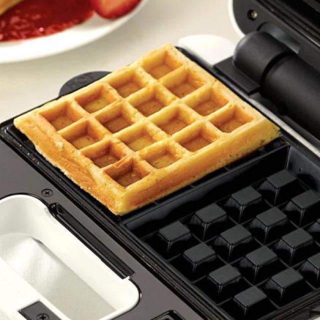 Kenwood Grill / Sandwich / Waffle Maker SM650
