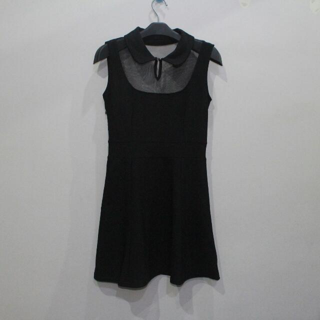 Little Bad Dress With Collar