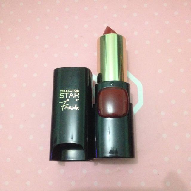 Lorea'l paris lipstick Collection star