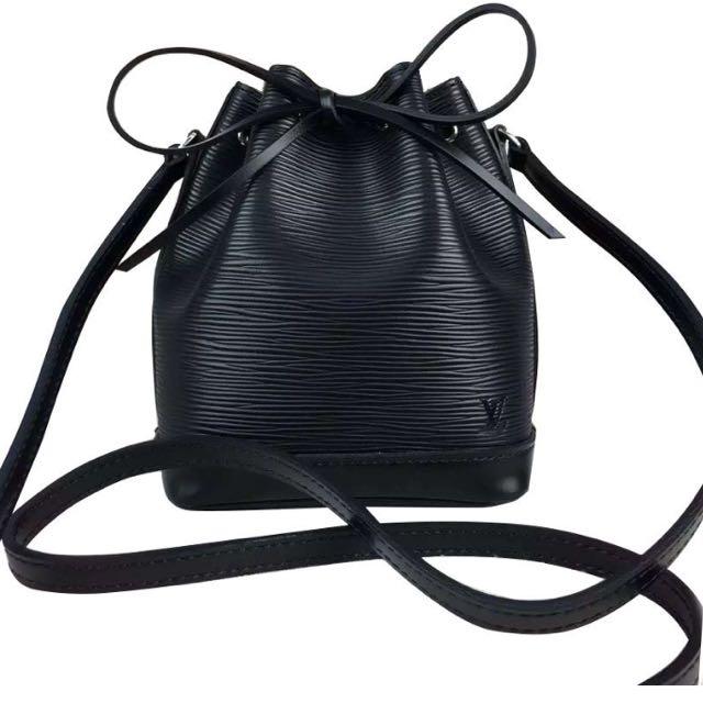 *PRICE REDUCED* Louis Vuitton Nano Noe Black