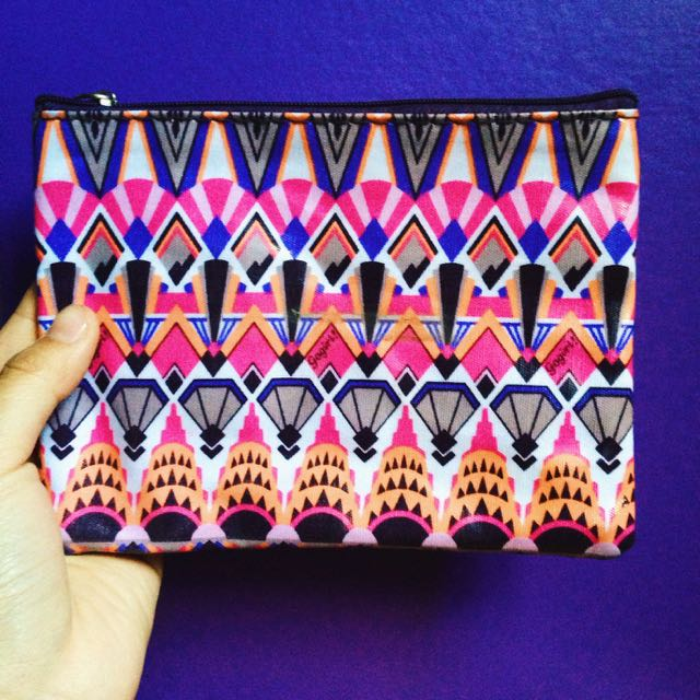 Makeup Pouch by Gogirl