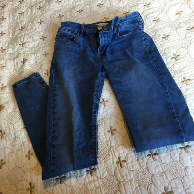 Mango Jeans Size 2
