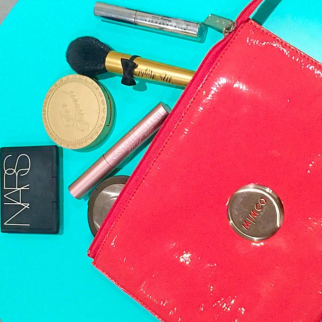 Mimco iPad Case ( Can Be Used As Clutch/Make-up Bag)