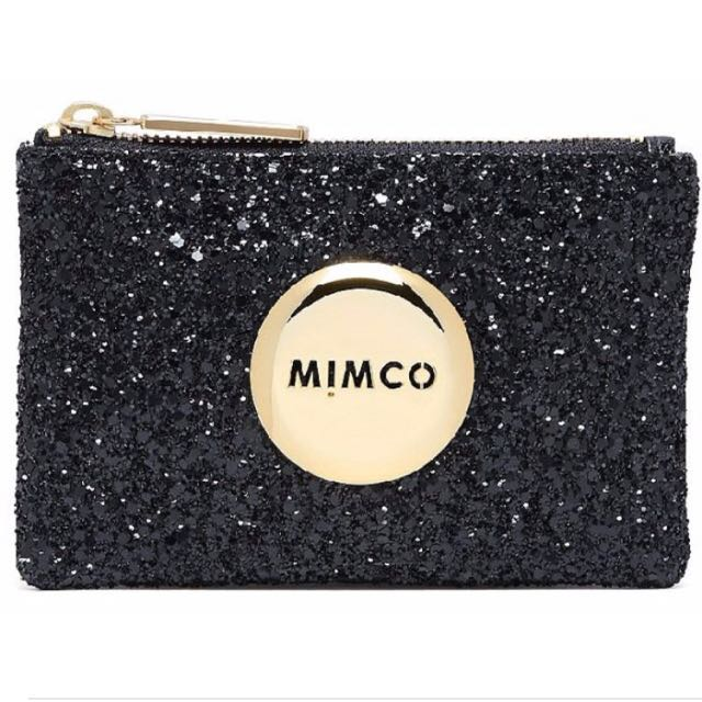 Mimco Sparkly Pouch