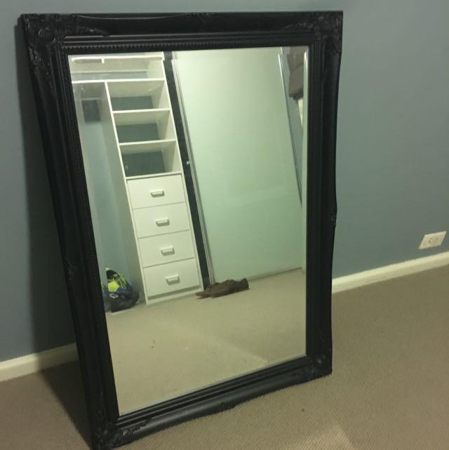 Mirror Big French Frame