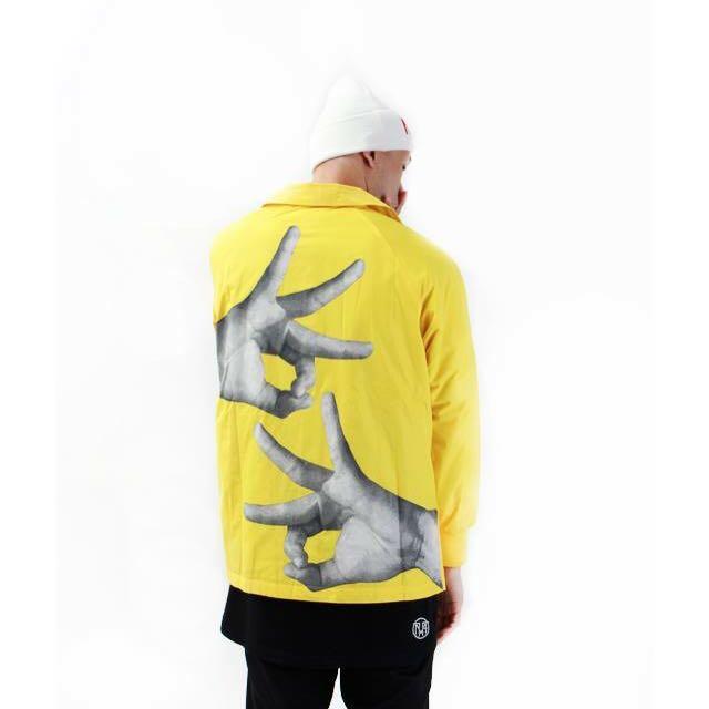MJ FRESH 黃色 外套
