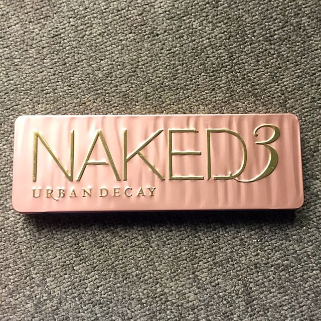 Pending---Naked 3 Palette! Urban Decay