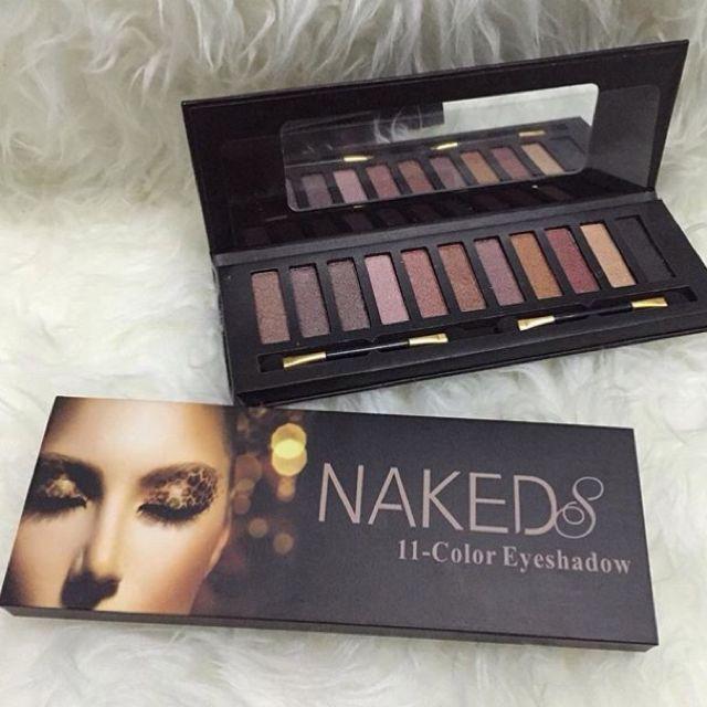 Naked 8 Eyeshadow