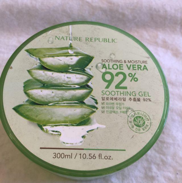 Nature Republic Gel Aloe Vera