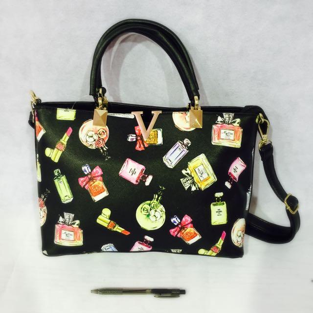 Perfume Handbag