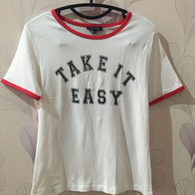 NEWLOOK baseball tee