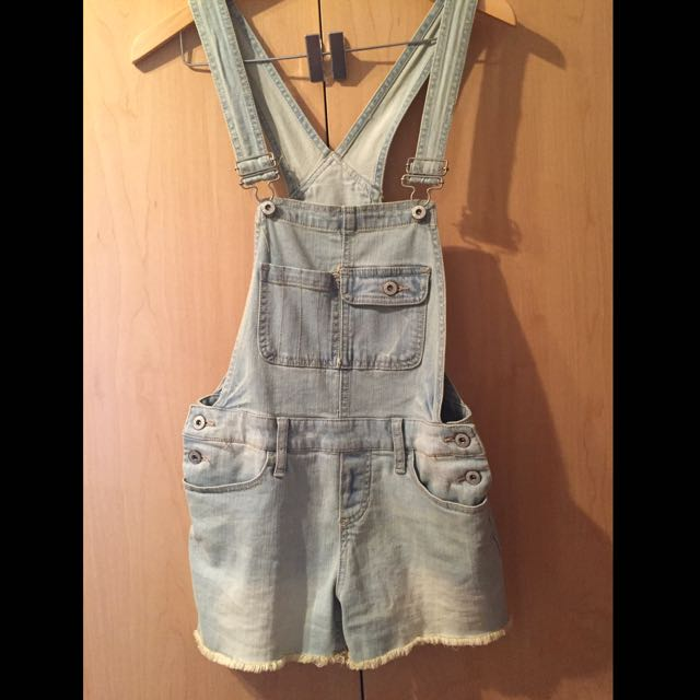 Overalls Size XS