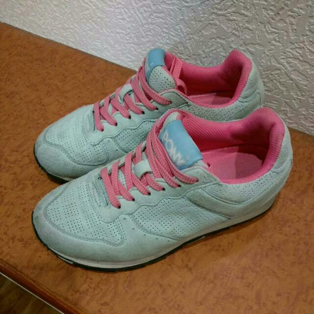 Pony慢跑鞋 #五百元好女鞋
