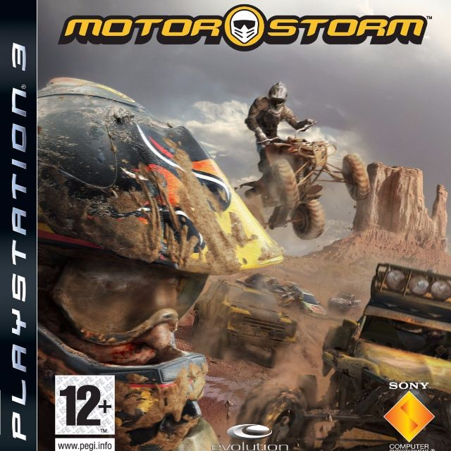 [PRE-OWNED] PS3 Motorstorm
