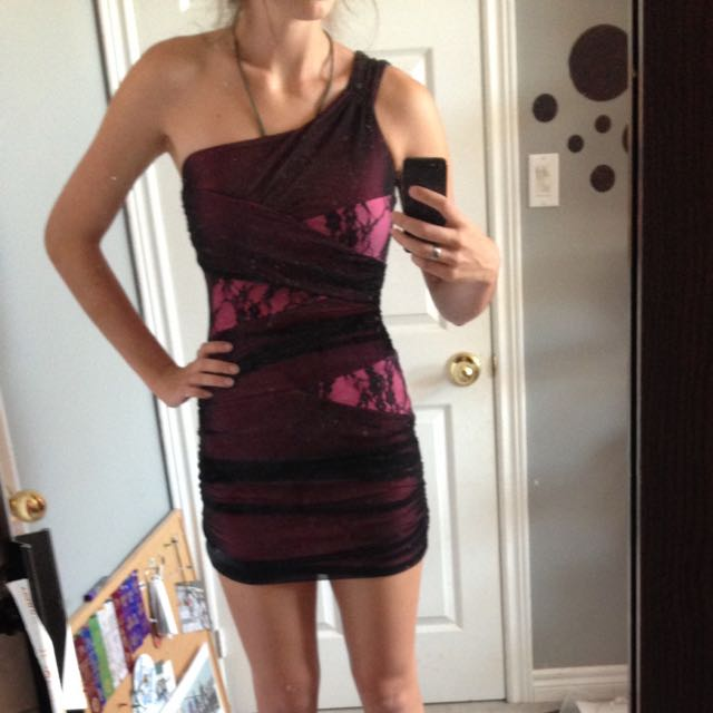 Seduction Fashion Dress