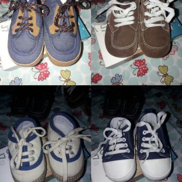 Soft Sole Shoes Bundle