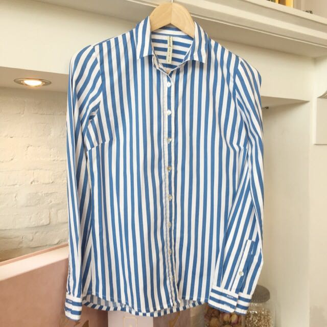 Stradivarius Stripes Shirt