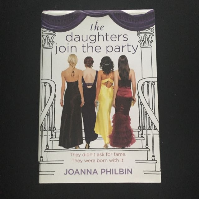 The Daughters Hard Cover