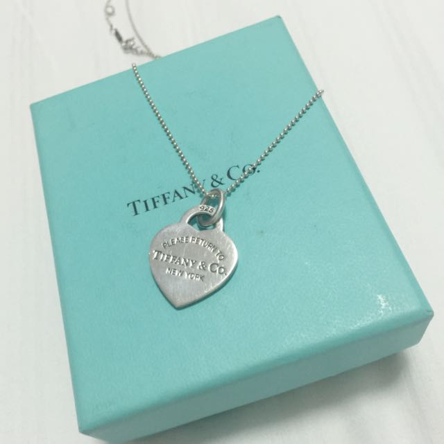 Tiffany & co Classic Necklace