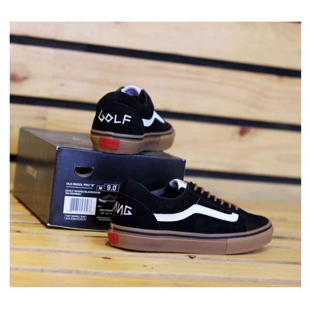dce748ce942d Vans Old Skool Golf Wang