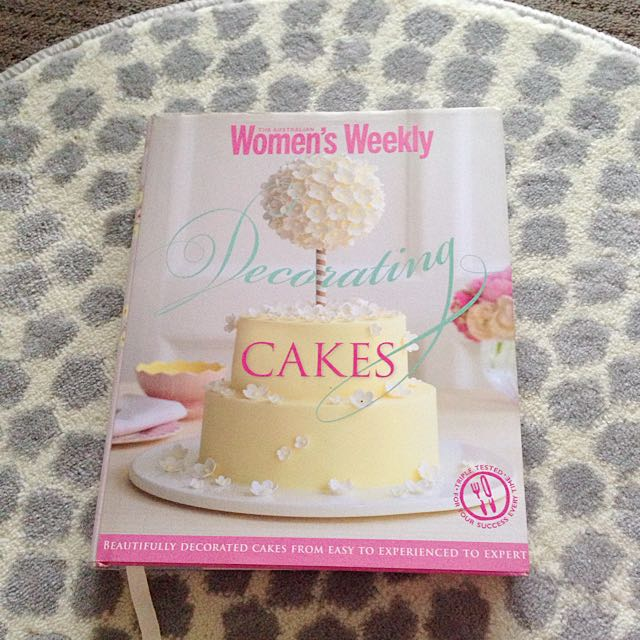 Womens Weekly Cakes