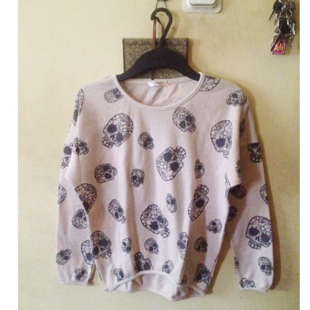 Yellowline Skull Shirt