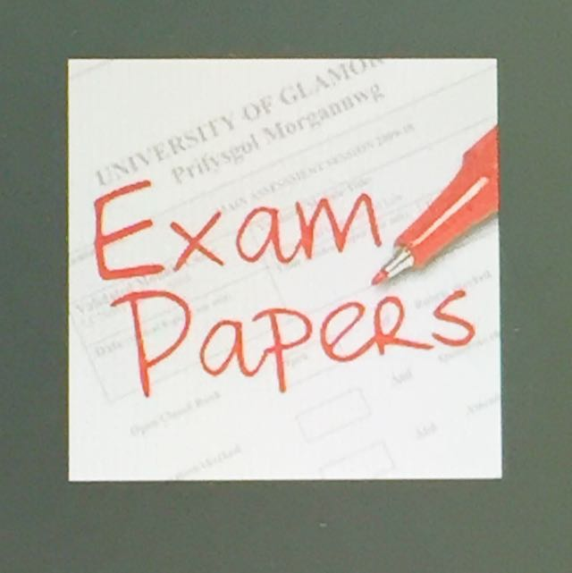 Yorku ADMS Past Exams And Notes