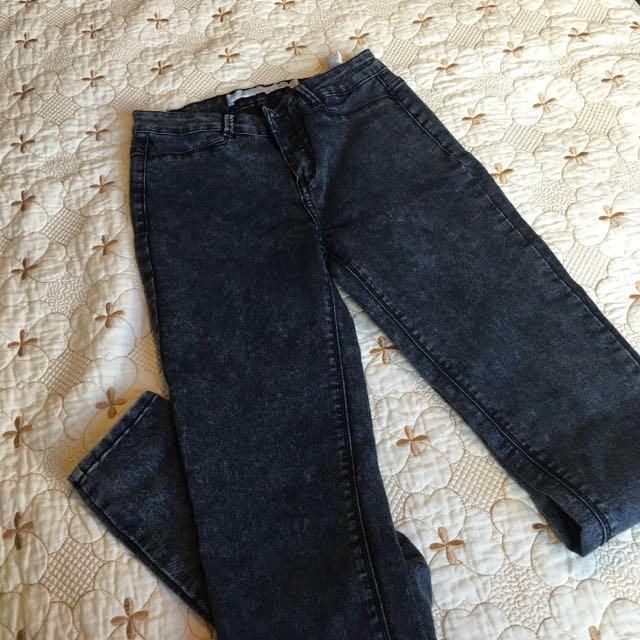 Zara Trafuluc Jeans Size 4