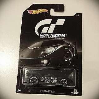 Hot Wheels Gran Turismo - Ford GT LM (hotwheels)