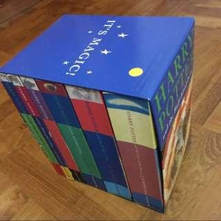 Harry Potter Complete Set (reserved)
