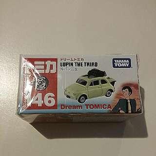Dream Tomica #146 Lupin The Third (takara tomy)