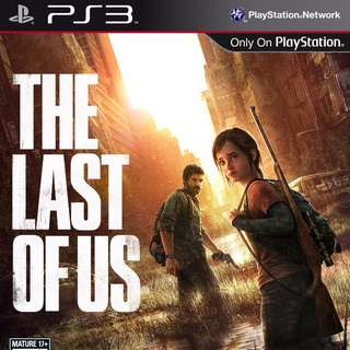 [PRE-OWNED] PS3 The Last of Us