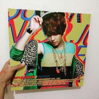 Mr. Simple ver. A - Super Junior The 5th Album [Kyuhyun Cover]