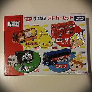 Tomica 日清食品 Set (takara Set)