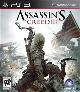 [PRE-OWNED] PS3 Assassin's Creed III