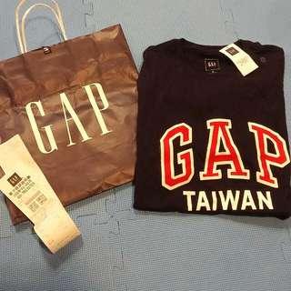Gap經典短踢(台灣特別款)