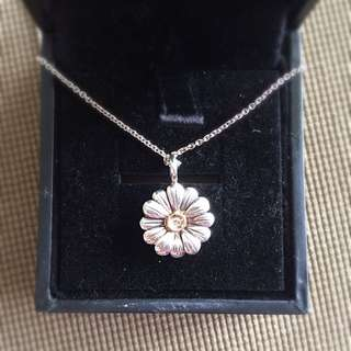 Thomas Sabo Daisy pendant with chain 🌼