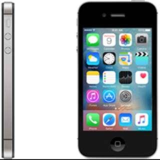 Unlocked iPhone 4s 15GB