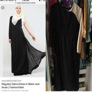 Zahra Dress Love To Dress In Black